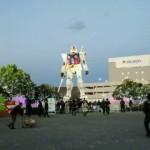 ガンダムを見に静岡に行ってきました。